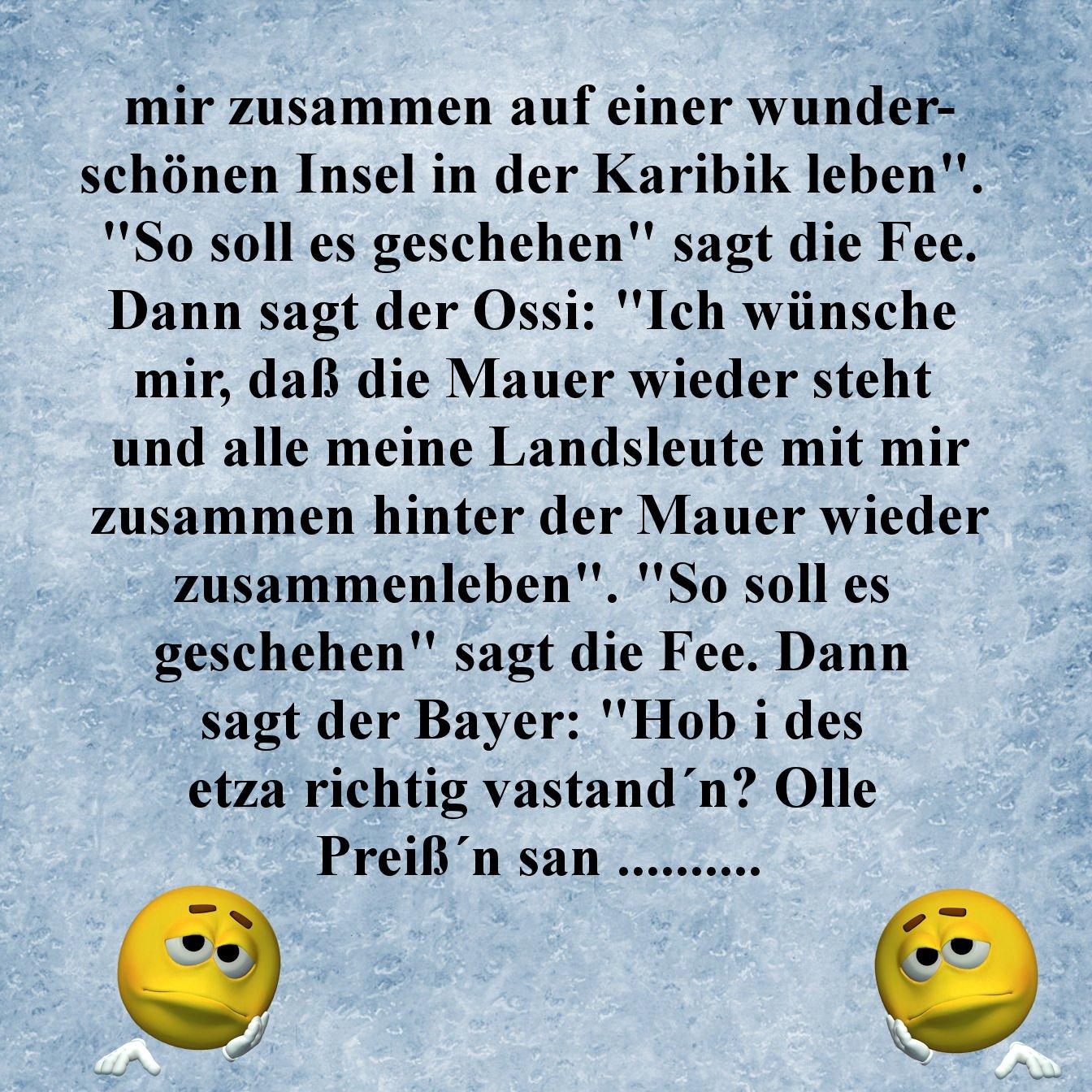 Bayern Witze